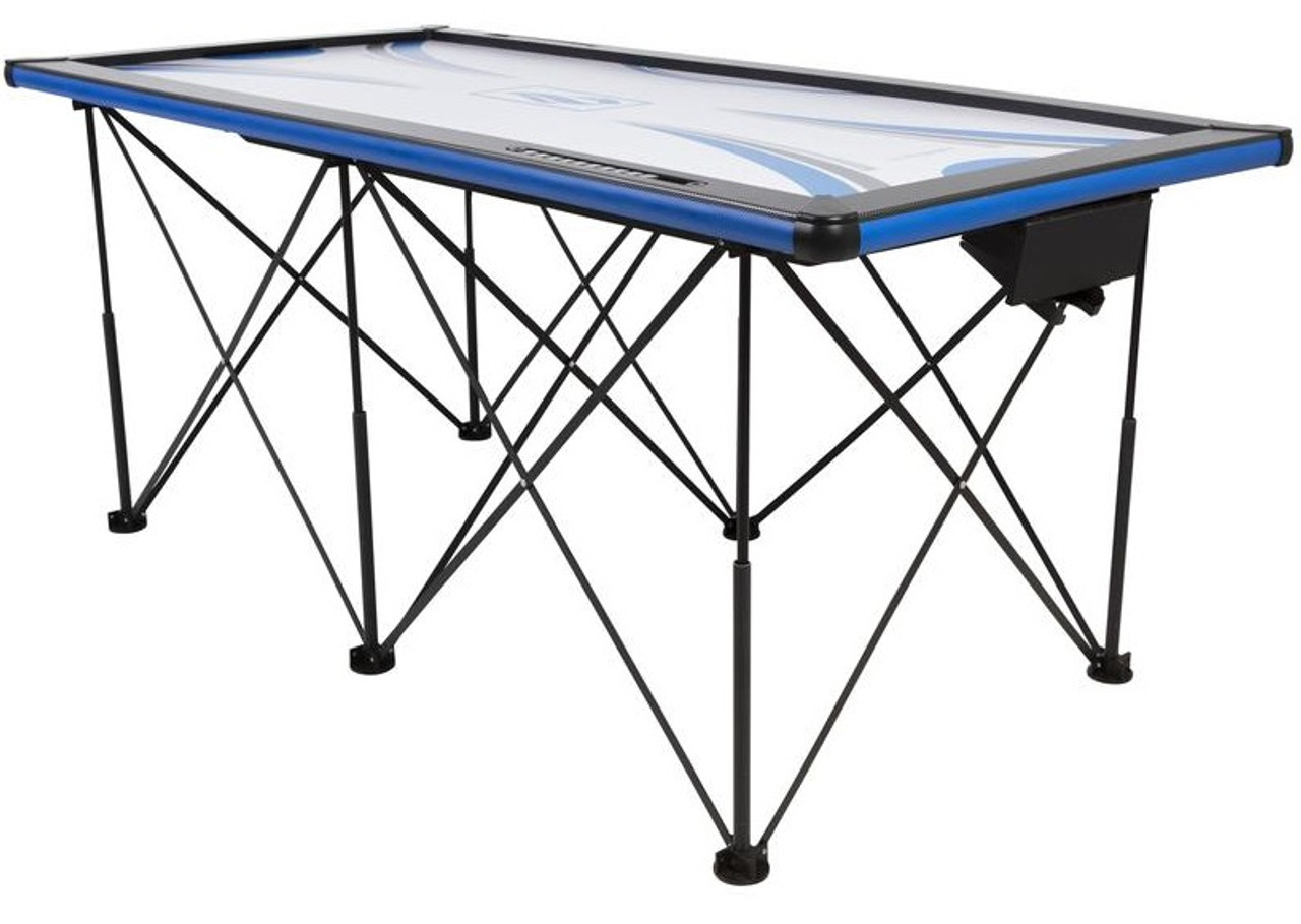6' Portable Pop Up Air Hockey Table, FREE SHIPPING