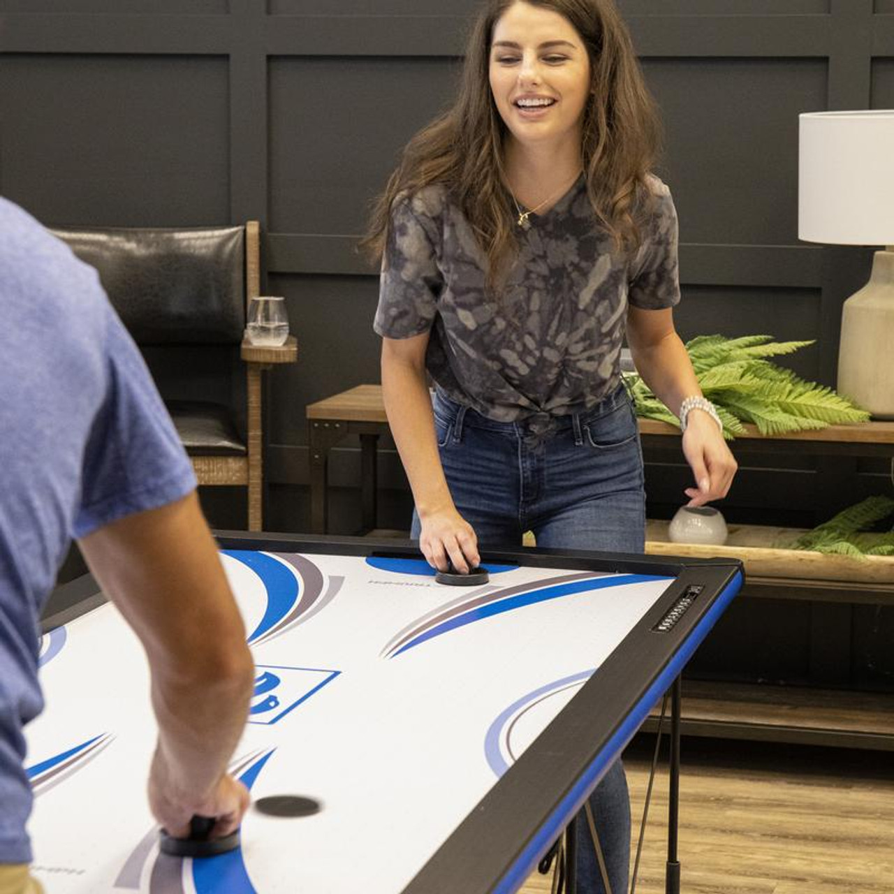 """45-5053W, Triumph, escalade, 6', 72"""", Portable, Pop Up, Air, Hockey, Powered, Table, FREE SHIPPING"""