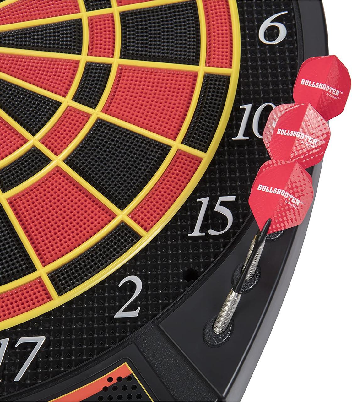 EDB400, Arachnid, Bullshooter™, Voyager, Electronic, Dart, Board, FREE SHIPPING, soft tip