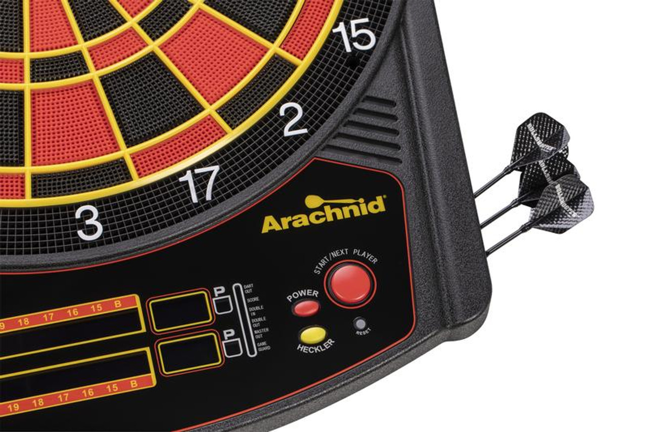 Arachnid® Cricket Pro 450 Dart Board, FREE SHIPPING