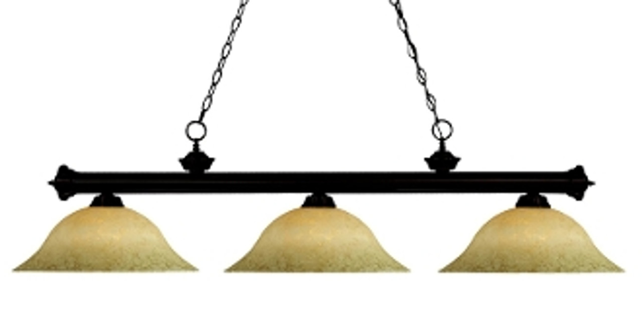 Riviera Billiard Light Fixture