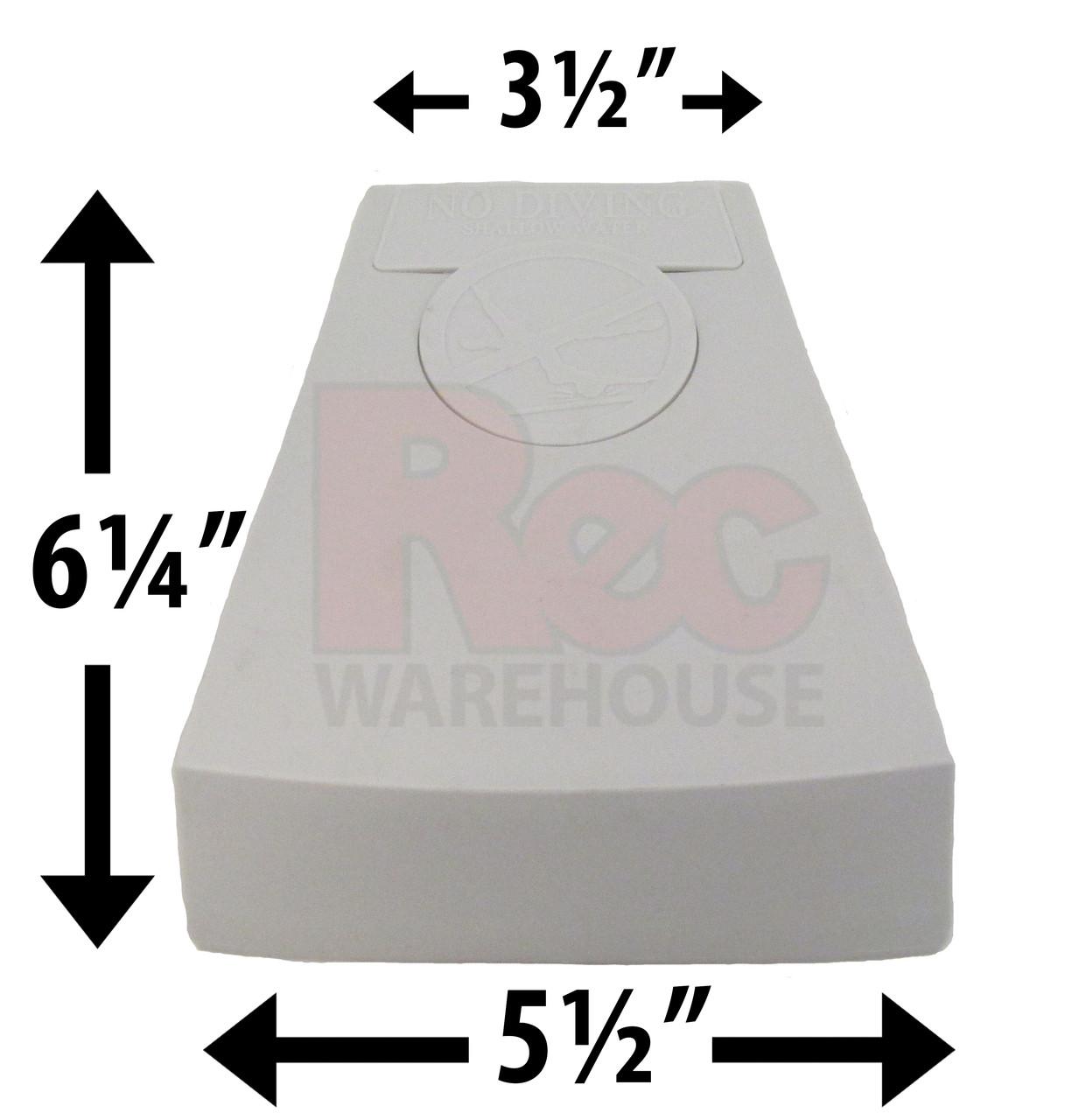 Wilbar PONDEROSA Top Cap Pewter Gray - 27035 - Buy 3 or More and Save 10%