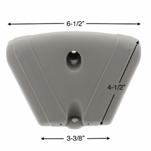 Wilbar Sequoia Top Cap Resin Support - 13615 - Buy 3 or More and Save 10%