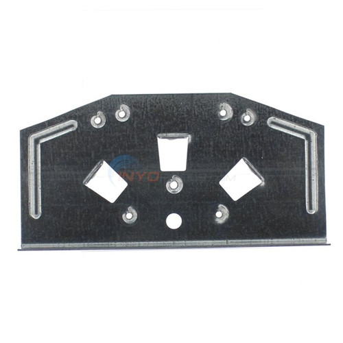 """Wilbar  Celebration/Opus/Vision/Heritage 6"""" Steel Top Plate - 22761 - Buy 3 or More and Save 10%"""