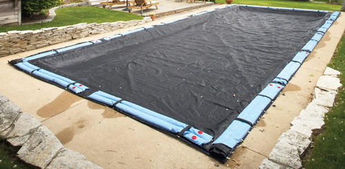 Rugged Mesh Inground Rectangle Cover