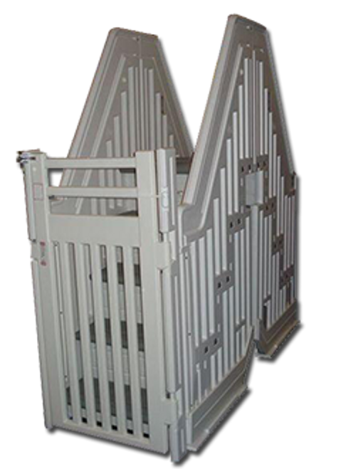 Deluxe Entry System for Above Ground Pools with Gate