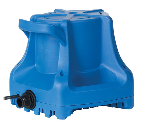 15V 1700GPH AUTO POOL COVER PUMP W/ 25' CORD
