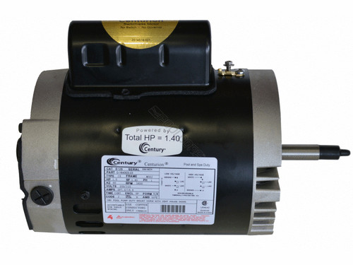 Replacement Hayward Northstar & Super Pump 2 Motor - Round Flange Connection
