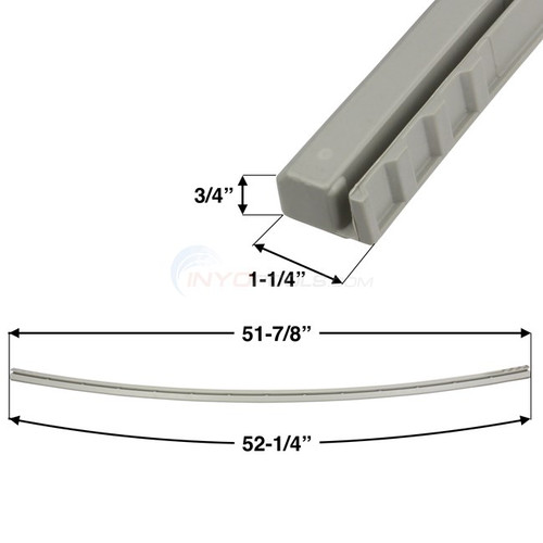 AquaLeader 27'/30'/33' Round Pool Resin Stabilizer Bar 1072707100