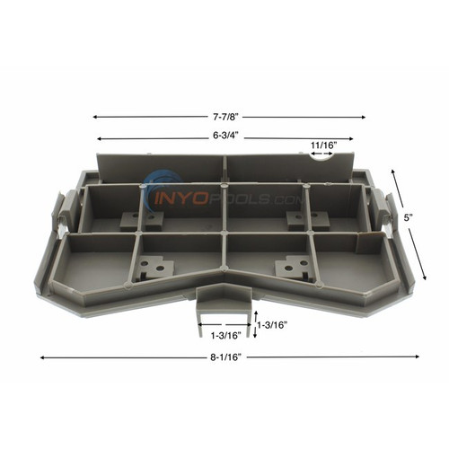 AquaLeader Escape Resin Top Plate 1110053200