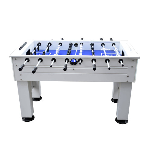"BG32148, Highlander, Hathaway, blue wave, 55"", Outdoor, indoor,  Foosball Table, FREE SHIPPING"