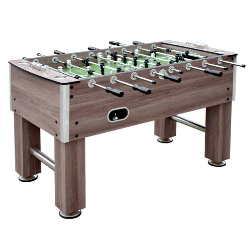"Driftwood 56"" Foosball Table FO-1030  FREE SHIPPING!!"