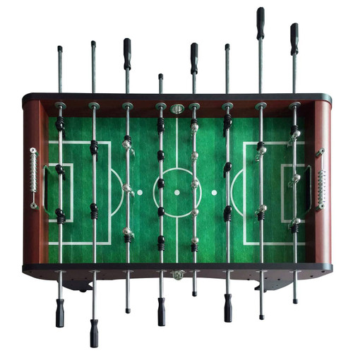 "NG1030F, United Soccer, Metropolitan, blue wave, 54"", Foosball, Table,  FREE SHIPPING"