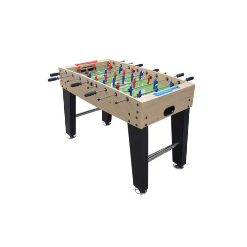 "Metropolis, 48"", Foosball, Table, NG5018, FO-1070, blue wave,  FREE SHIPPING"