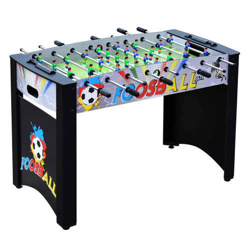 "Shootout, 48"", Foosball, Table,  FO-1090, NG4031F, blue wave,  FREE SHIPPING"