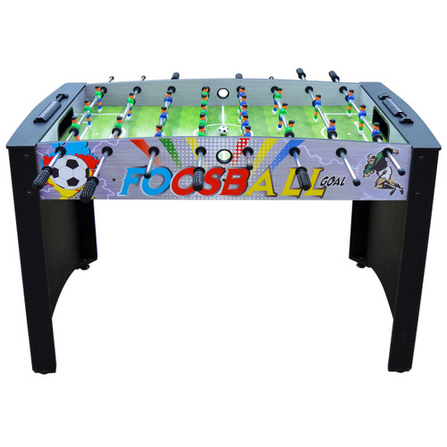 "Shootout, 48"", Foosball, Table, NG4031F, blue wave,  FREE SHIPPING"