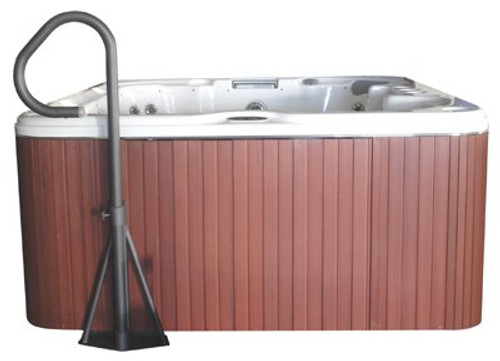 Deluxe Spa Side Handrail with LED Light