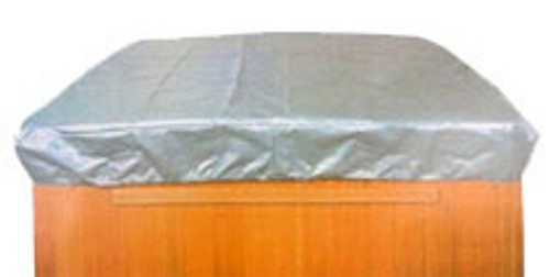 Octagon Spa Cover Cap - 7'