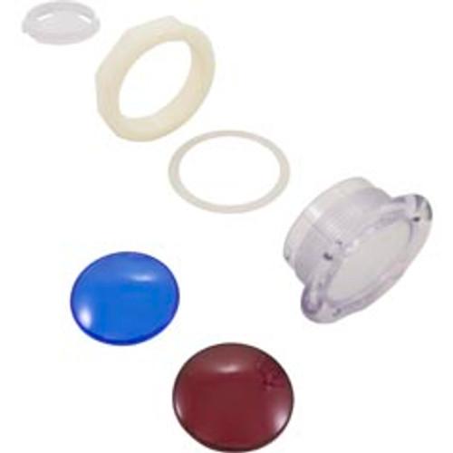"""630-K005, Waterway, 5"""", Spa, hot tub, Light. Jumbo, Red, Blue, lens, Lenses. _630-K005 , 319975 , 366367 , 630K005 , 806105107145"""