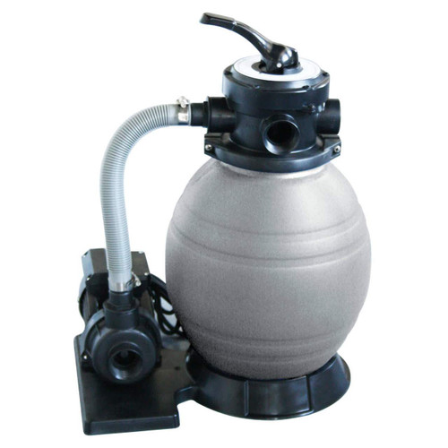 "12"" 1/2HP  Sand System for Above Ground Pools up to 6K Gal - NE6145"
