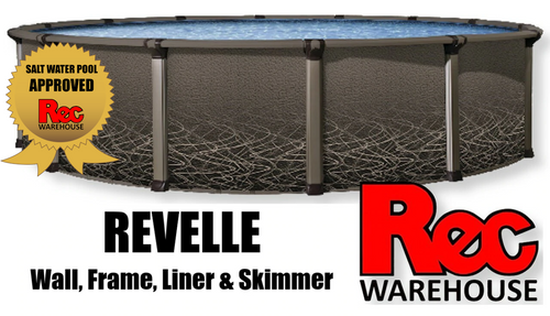 "52"", Revelle, wilbar, sharkline, Resin, hybrid, Replacement, swimming, Pool, Wall, Frame, Liner, 15' 18', 24', 27', 30', 15'x30', 18'x33',  FREE SHIPPING, yard saver, yardmore, round, oval"