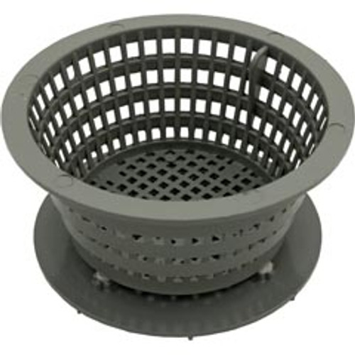 Basket, Skimmer, OEM Waterway Dyna-Flo T/M Low Profile, Gray, 500-2687
