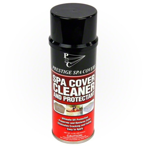 Spa Cover Cleaner and Protectant - Extend Cover Life - Ultimate UV Protection