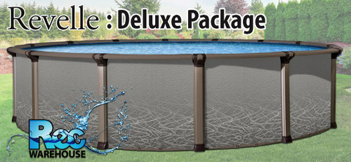 Revelle Complete Swimming Pool Package