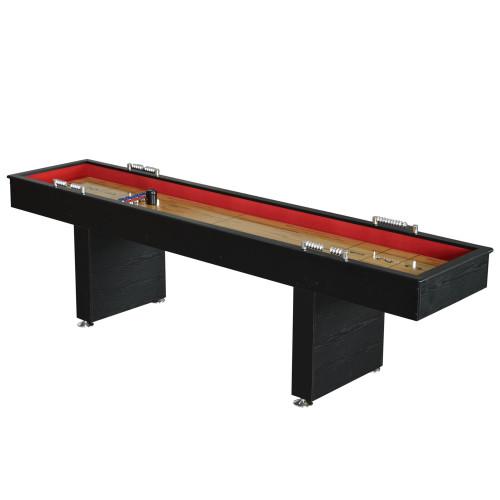 9' Black Avenger Shuffleboard