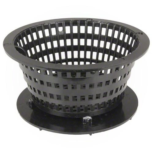 Black Dyna-Flo Low Profile Skimmer Basket, $34.88 w/FREE SHIPPING, 500-2681