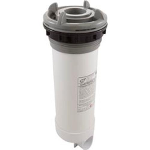 Waterway DynaFlo Plus Skim Filter Complete,, Gray