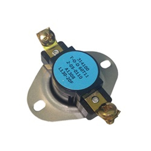 6000-093, SD6000-093, Sundance, Jacuzzi,  Hi Limit,  Thermal Fuse, SPST, 2-05-0110, Thermodisc, 314100,   SPST, Thermostat, Spa, Hot Tub