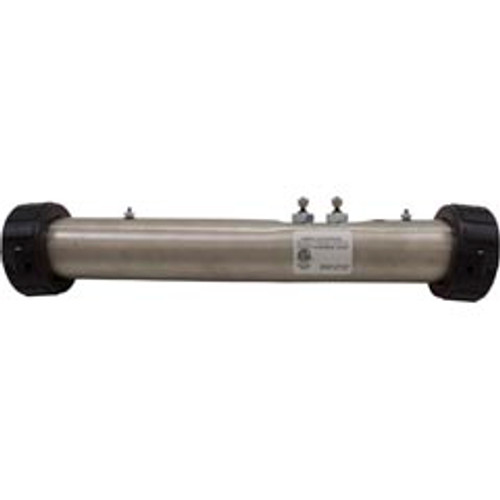 "B24045Q, 5.5 kW, Heater Assembly, 230V, 2"" x 15"", Long, C2550-0456 , sundance, 48-3300-10-275H, 48-3300-10-456H,  26-0456-7S-K, 26-0056-7S-K, HydroQuip, 46-371-1214, spa, hot tub"