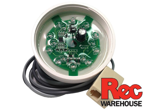 6560-420 Sundance Light Assembly, Fiber Optic Kit, LED, Multi-Function