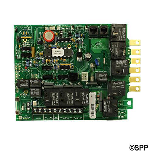 54122, Balboa, Leisure Bay Spa S,G, Circuit board, Series PC Board, 52518, 51789, 304757, 50975 51408 51511 51545 51789 52518 54122 611313, M2,M3