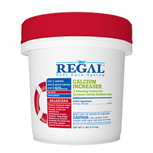 REGAL 16 lb CALCIUM INCREASER, FREE SHIPPING