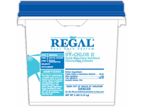 Regal 50 lb DY-CHLOR II GRANULAR, 99% Trichloro-s-triazinetrione,  FREE SHIPPING