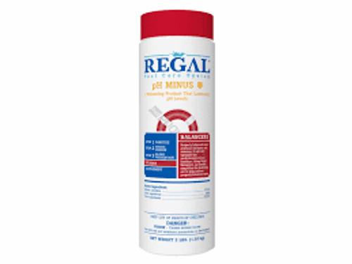 REGAL, RGL-50-2403, RGL-50-2406, 3lb, 6LB, PH, MINUS, down, Dry Acid, Swimming, pool, balancing, chemical, FREE SHIPPING, biolab, bioguard, leslies, pinch a penny, powder