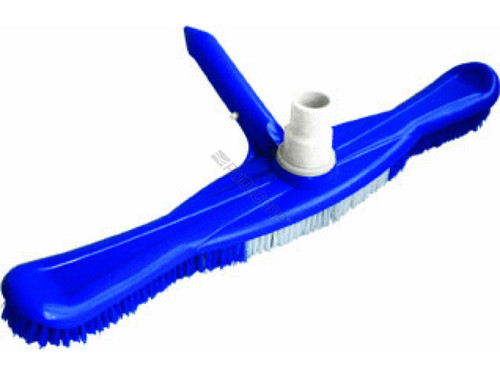"Deluxe, 18"", Vac,Head, Brush, w/, Swivel, Cuff, FREE SHIPPING, 877039001496, swimming pool, vinyl, PS303,  K303BU, poolstyle"
