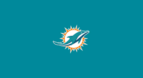 """miami, dolphins, football, Pool, Table, NFL, 8', billiard, table, pool, slate, 1"""", solid, wood, 3 piece, 3pc, balls, dartboard, accessories, installation, cover, rec warehouse, imperial"""