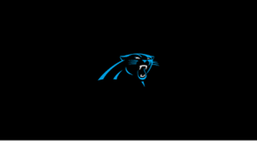 """Carolina, panthers, football, Pool, Table, NFL, 8', billiard, table, pool, slate, 1"""", solid, wood, 3 piece, 3pc, balls, dartboard, accessories, installation, cover, rec warehouse, imperial"""