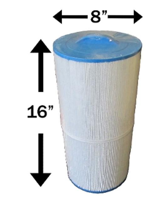 Caldera 100 Sq Ft Filter Element