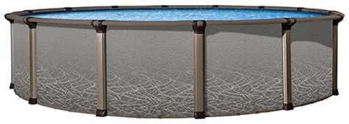 """SPECIAL PRICE!  - 27' Revelle 7"""" Top Rail Resin Complete Package - SPECIAL PRICE!"""