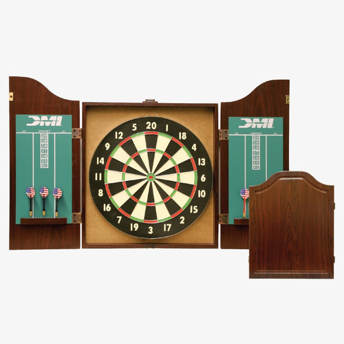"Cabsetch, cabsetrw, Rosewood, Cherry, Dartboard, Cabinet, Darts, FREE SHIPPING, DMI, escalade, cue and case, 18"", baseball, game, steel, tip, chalk, scoring, scorers, HJ Scott Windsor Dart Board Cabinet, FREE SHIPPING, Game, room, man, cave"