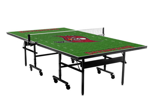 Stiga, Victory Tailgate, Tampa, Bay, Buccaneers, NFL, Table Tennis, Ping pong, table, FREE SHIPPING, 9512725, classic, 9525659, field