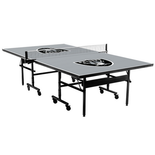 Stiga, Victory Tailgate, Oakland, Las Vegas, Raiders, NFL, Table Tennis, Ping pong, table, FREE SHIPPING, 9512680, classic, 9525652. field