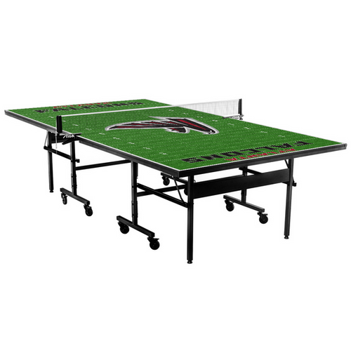 Stiga, Victory Tailgate, Atlanta Falcons, NFL, Table Tennis, Ping pong, table, FREE SHIPPING, 9512545, classic, 9525631. field