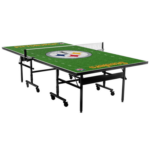 Stiga, Victory Tailgate, Pittsburgh, Steelers, NFL, Table Tennis, Ping pong, table, FREE SHIPPING, 9512695, classic, 9525654. field