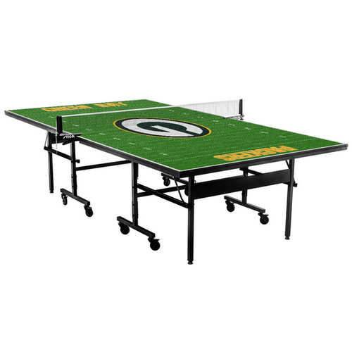 9525641, 9512607, Victory Tailgate, Green Bay, Packers, NFL, Table Tennis, Ping pong, Football Field,  Cl;assic Table, FREE SHIPPING