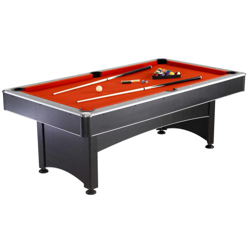 NG1023, Maverick, 7', Pool Table, Table Tennis, ping pong,  Combo, multi-game,  Blue Wave